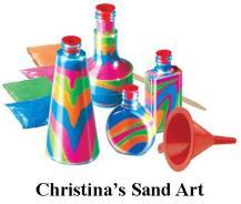 Christina's Sand Art