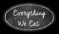 everything we eat
