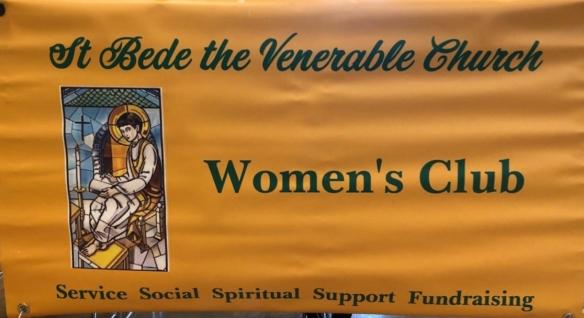 Women's Club banner